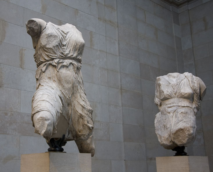 the parthenon marbles should not be returned to greece